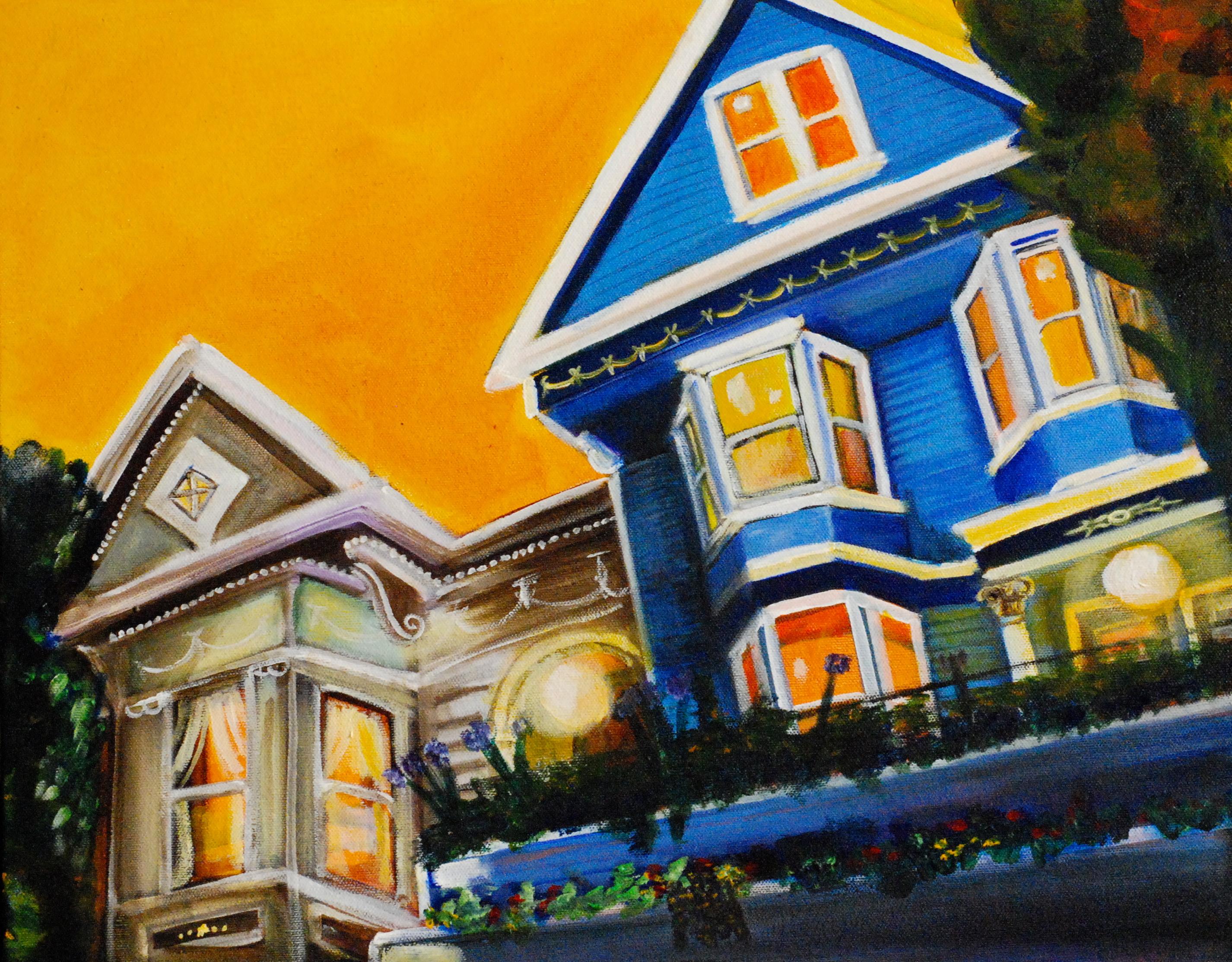 La Maison Bleue SOLD