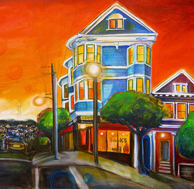 Potrero Hill 36x48 SOLD