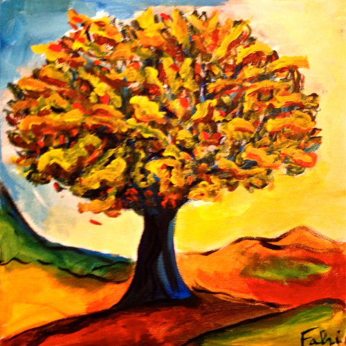 Tree SOLD
