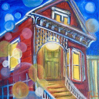 Cottage 8x8 $200