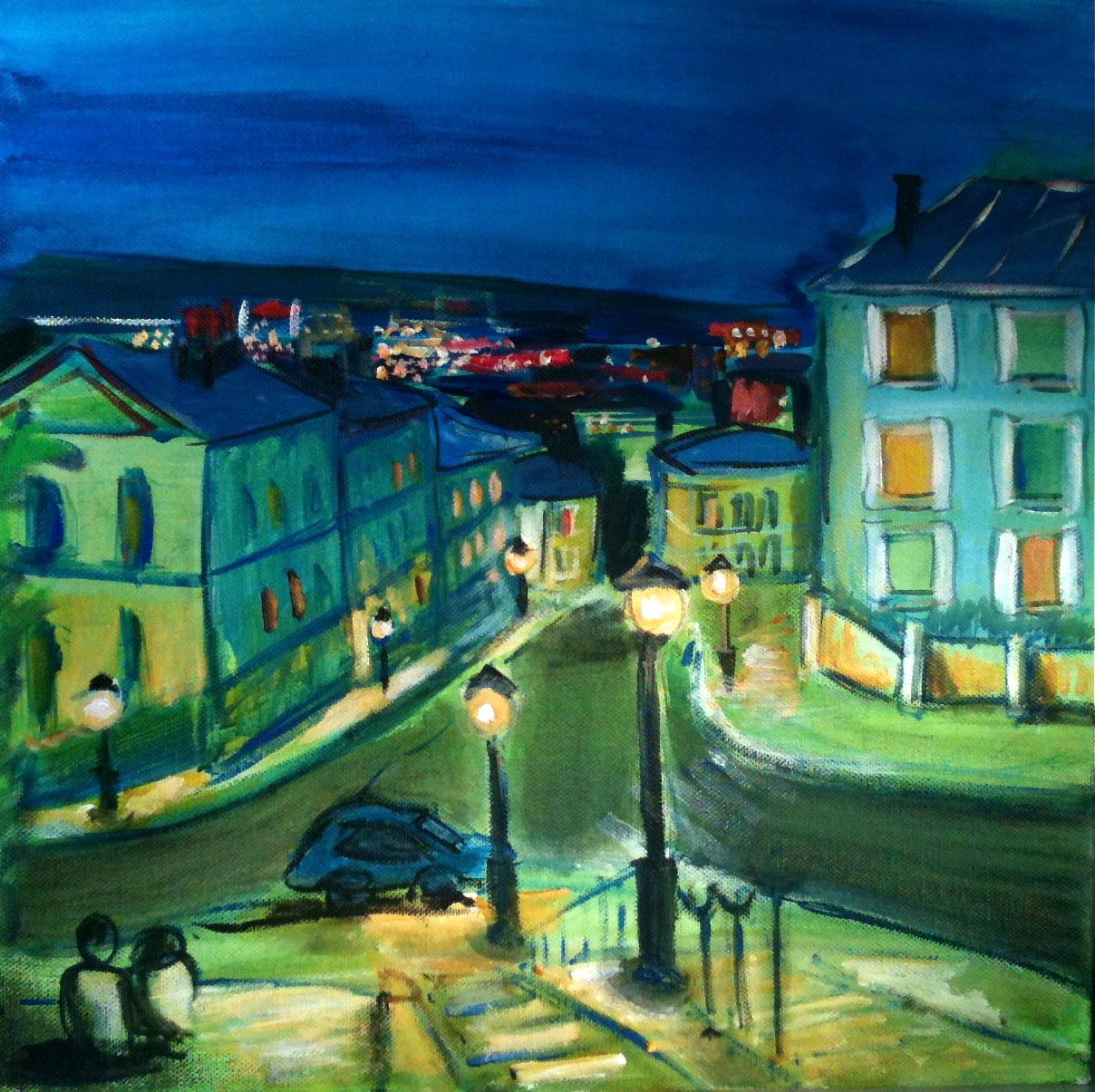 Monmarrte nights